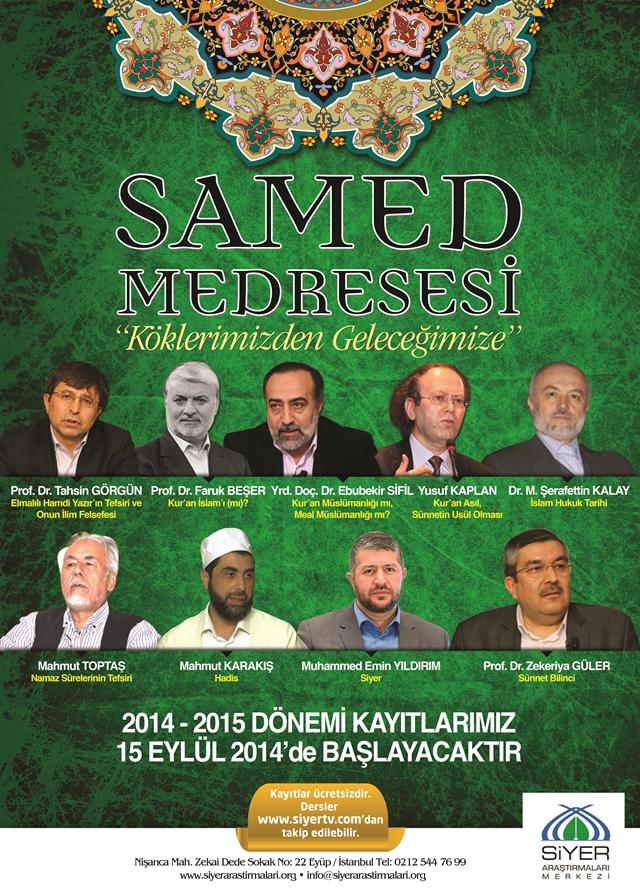 SAMED MEDRESE AFIS'14 (1)