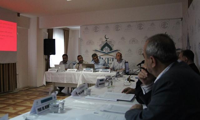 1. Siyer Çalıştayımız Çanakkale'de Yapıldı