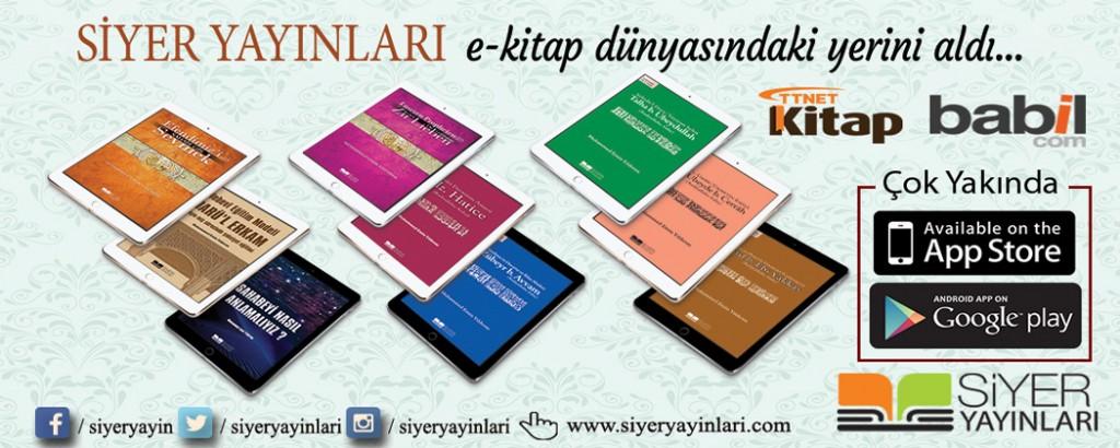 Siyer Yayınları E-Kitap