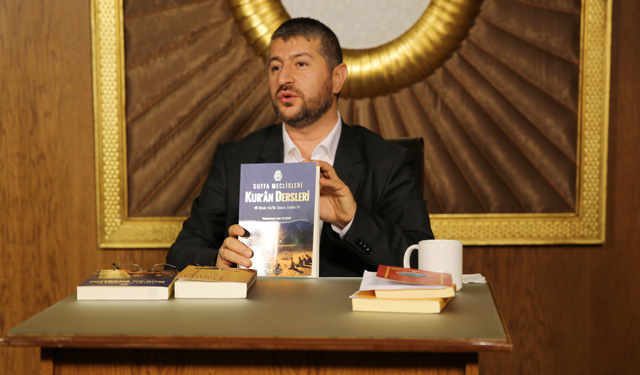 Suffa Meclisleri Kuran Müfredatı