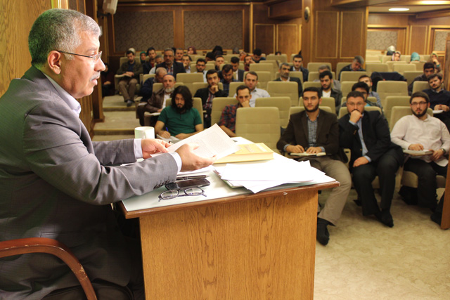 Prof. Dr. Kasım Şulul | Siyer Vakfı