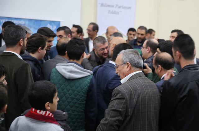 Vahyin Yetiştirdiği Gençler Elazığ Fırat Üniversitesi