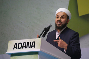 Abdulmetin Balkanlıoğlu Diriliş Buluşmaları Adana Programı