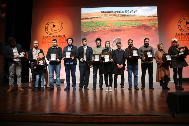 2. Alemlere Rahmet Kısa Film Yarışması Finalistler