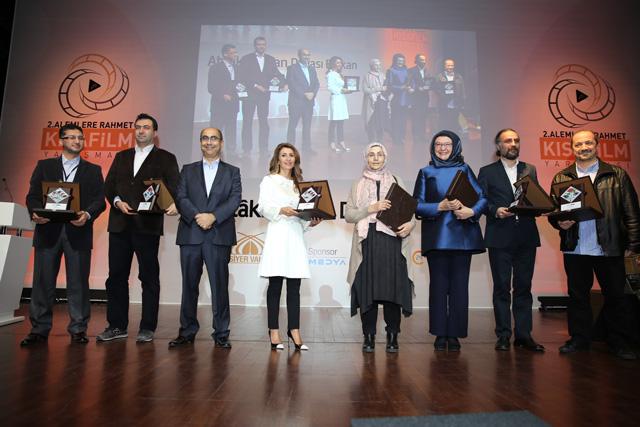 Jüri Heyeti 2. Alemlere Rahmet Kısa Film Yarışması