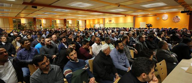 Kur'an'ın Yıldızları Almanya Programı