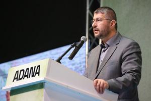 Muhammed Emin Yıldırım Diriliş Buluşmaları Adana Programı