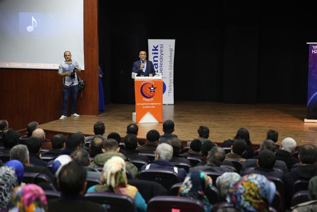 Muhammed Emin Yıldırım Samsun Programı