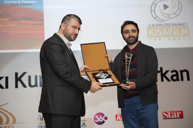 Muhammed Emin Yıldırım Yunus Namaz 2. Alemlere Rahmet Kısa Film Yarışması