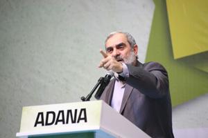 Nureddin Yıldız Diriliş Buluşmaları Adana Programı