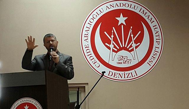 Cedide Abalıoğlu İmam Hatip Lisesi