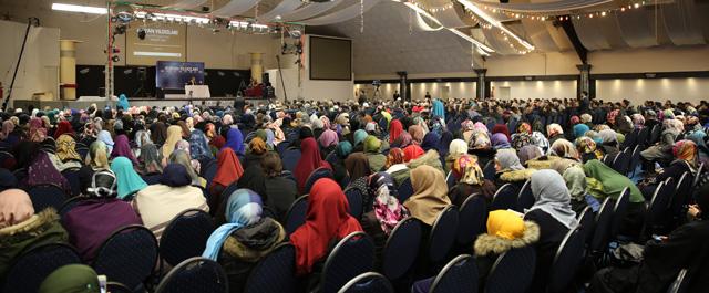 Kur'an'ın Yıldızları Dortmund Programı