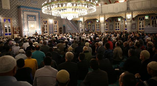 Üçler Hilal Cami Muhammed Emin Yıldırım