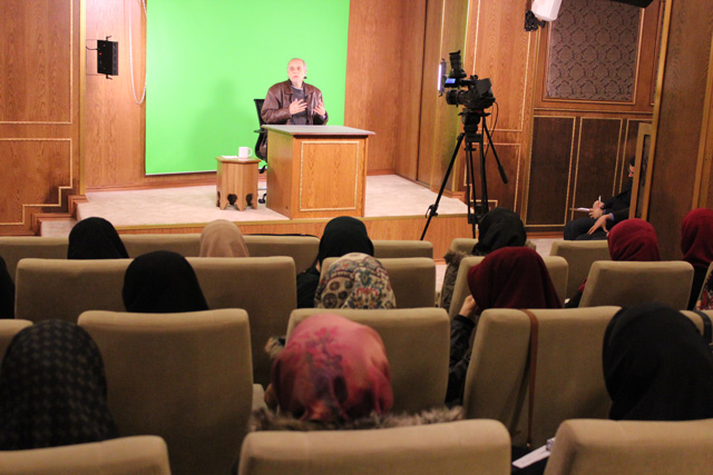 Hassan Bin Sabit Sinema Akademisi İhsan Kabil