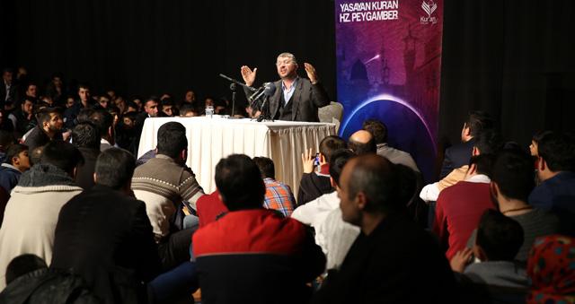 Muhammed Emin Yıldırım Gaziantep Sohbeti
