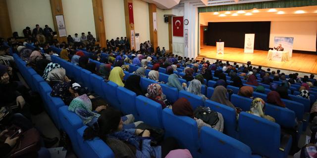 Vahyin Yetiştirdiği Gençler Dokuz Eylül Üniversitesi