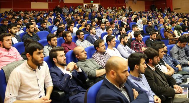Vahyin Yetiştirdiği Gençler Karabük Üniversitesi