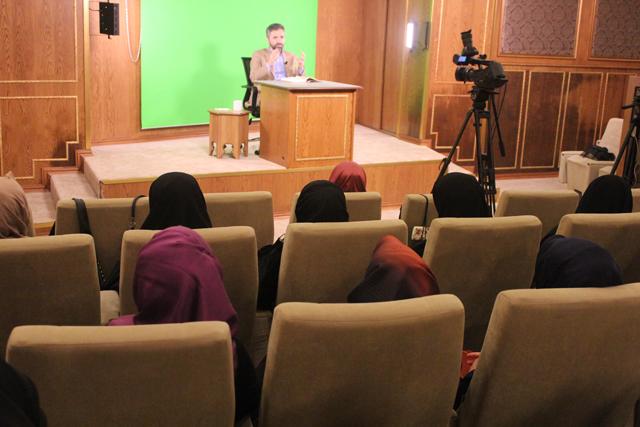 Recep Şentürk Hassan B. Sabit Sinema Akademisi