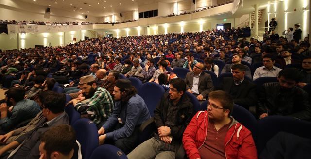 Vahyin Yetiştirdiği Gençler Ankara Programı