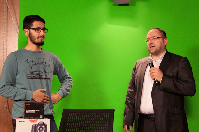 Hassan b. Sabit Sinema Akademisi Ödül Töreni