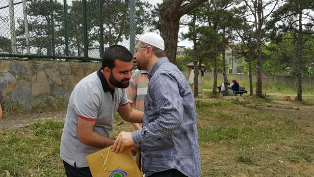 Kur'an Medresesi Pikniğinde Buluştuk