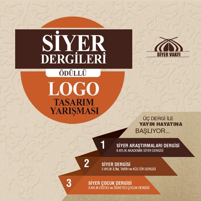 Siyer Dergileri Logo Tasarım Yarışması