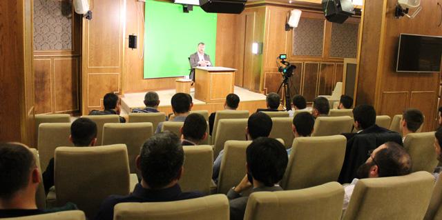 Suffa Meclisleri Muallimler Toplantısı