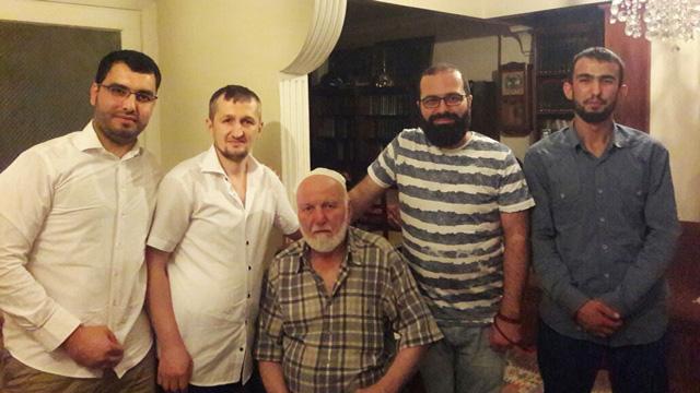 Osman Zeki Soyyiğit Bayram Ziyareti