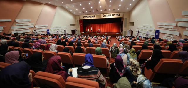 Eskişehir Osmangazi Üniversitesi Konferansı