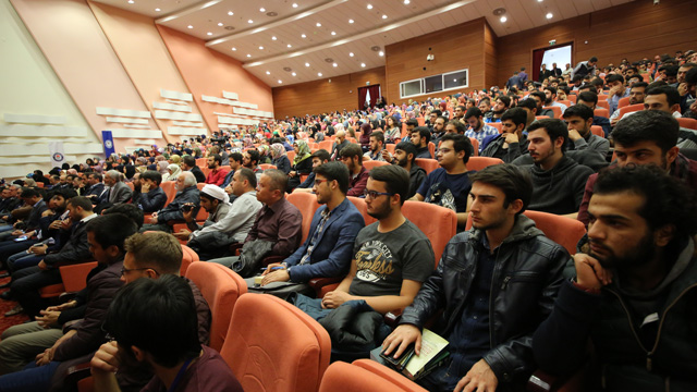 Muhammed Emin Yıldırım Eskişehir Konferansı
