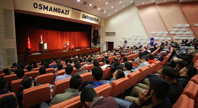 Muhammed Emin Yıldırım Osmangazi Üniversitesi