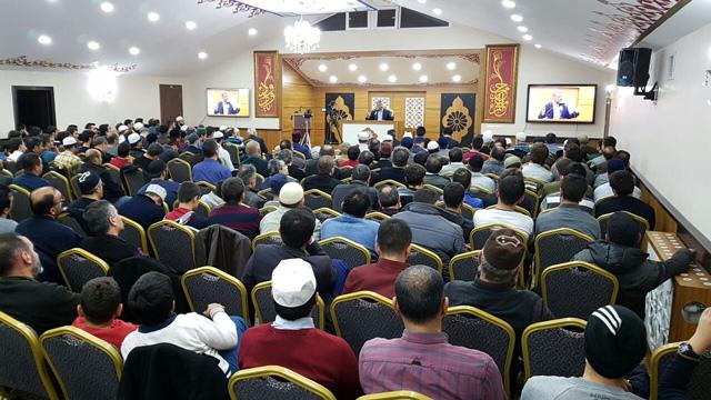 Muhammed Emin Yıldırım Sivas Konferansı