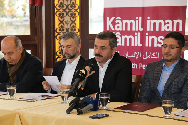 Siyer Vakfı Başkanı Mehmet Kaya